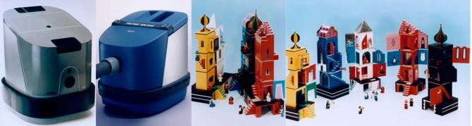 Nilfisk Lego samlet